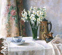 Still Life with Narcissi