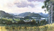 'Lakeland Landscapes' series of New Paintings